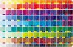 Culori ce se pot obtine din cele de mai sus